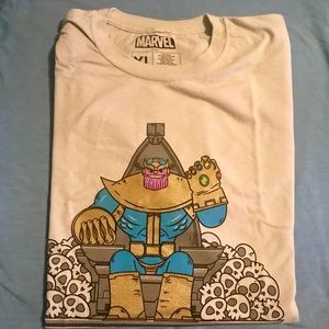 Loot Crate Exclusive Thanos Infinity War T-Shirt